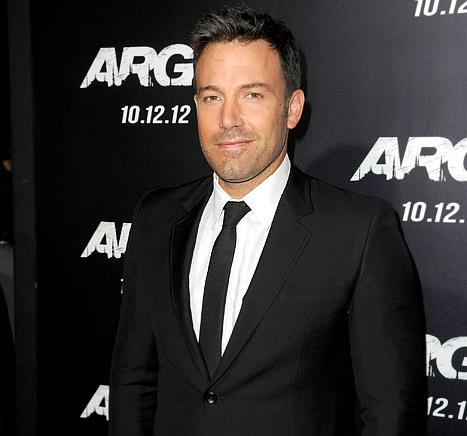 Whoops! Ben Affleck Sideswipes Car in L.A., Leaves Note