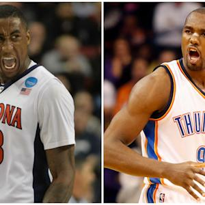 Rondae Hollis-Jefferson's Dream Jam: Serge Ibaka