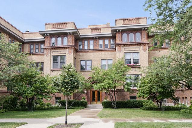 Get a Four Bedroom in Lincoln Park's Historic Shakespeare Building for $849K
