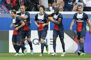 Bordeaux 0-2 Paris Saint-Germain: Lucas nets first goal for champions