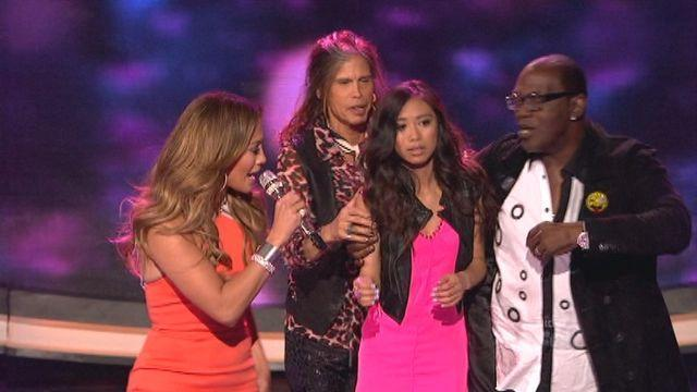 First Person: My 'American Idol' Experience, by Jessica Sanchez