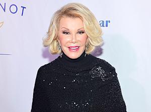 Joan Rivers Being Taken Out of Coma: Details