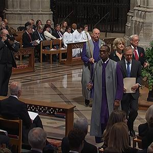 Ben Bradlee Remembered at Funeral Service in DC