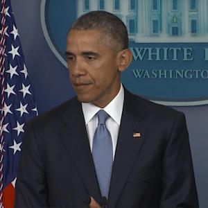 Obama On American Hostage Accidentally Killed In Airstrike