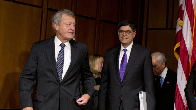 Lew urges quick increase in US borrowing limit