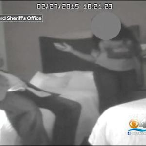 BSO: Video Shows Fmr. Police Chief Arrest In Dania Beach Sting