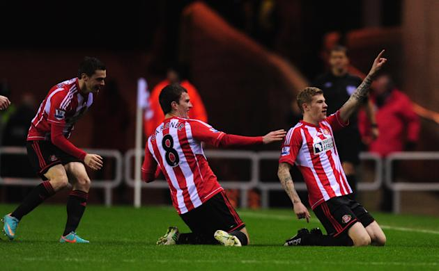 Sunderland v Reading - Premier League