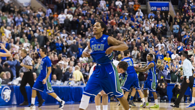 NCAA Basketball: NCAA Tournament-Florida Gulf Coast vs San Diego State