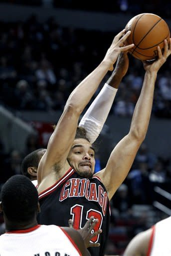 Blazers beat Bulls 102-94 for third straight win