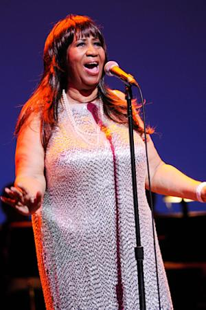 Aretha Franklin Clears June Schedule