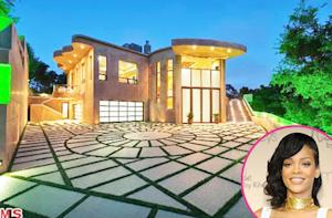 Rihanna Buys $12 Million Mansion in Pacific Palisades: See the Amazing Pictures