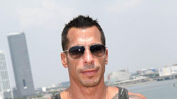 Danny Wood NKOTB Cruise