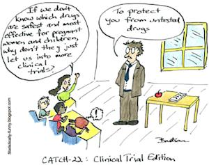 Catch-22, Clinical Trial Edition: The Double Bind for Women and Children