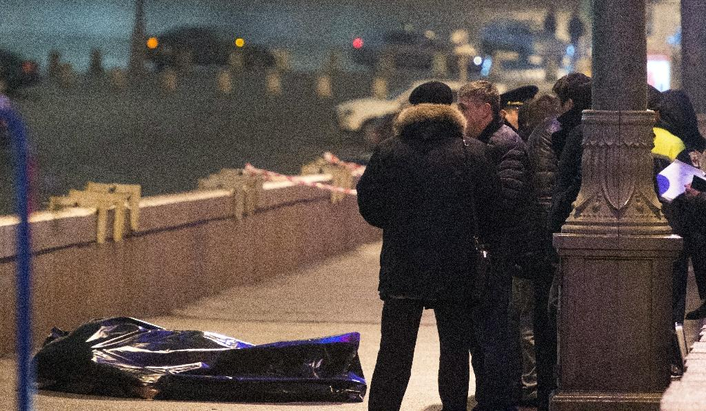 Russian opposition leader Nemtsov shot dead: official