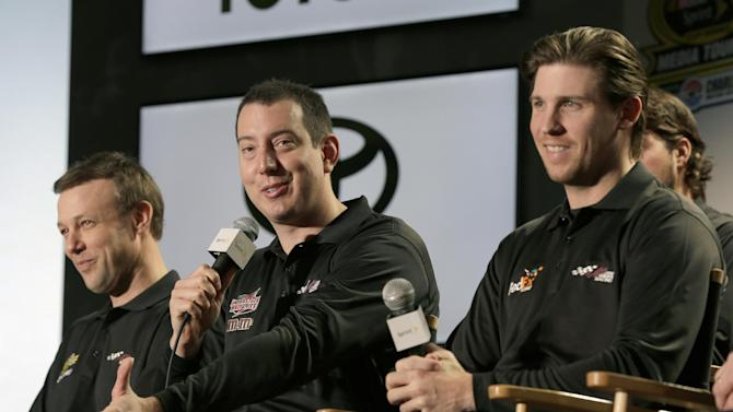 NASCAR creates winner-take-all championship format