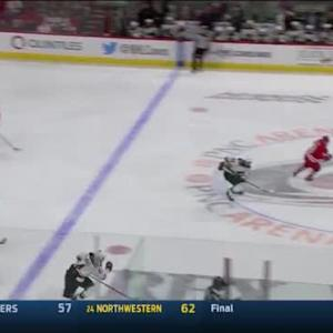 Wild at Hurricanes / Game Highlights