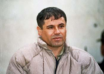 The most wanted man in the world: Joaquin Guzman Loera