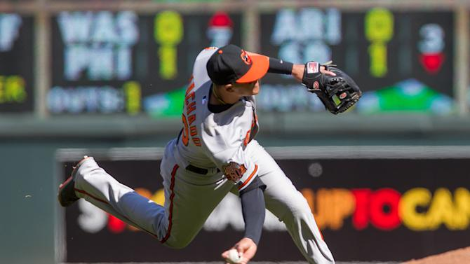 MLB: Baltimore Orioles at Minnesota Twins