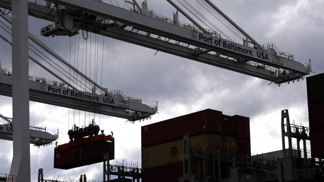 News Summary: US trade deficit narrows in February