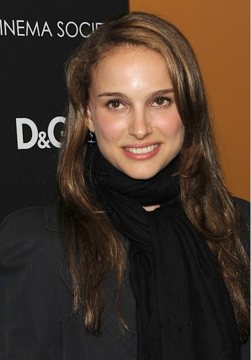 Twilight Saga New Moon NY Screening 2009 Natalie Portman