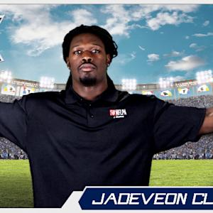 Virtual Rookie Card: Houston Texans linebacker Jadeveon Clowney