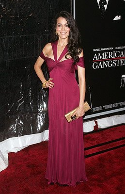 Lymari Nadal at the New York City premiere of Universal Pictures' American Gangster