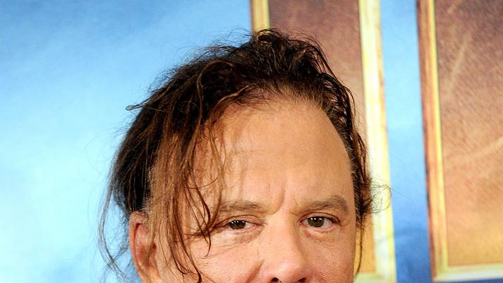 Iron Man 2 Photocall 2010 Mickey Rourke