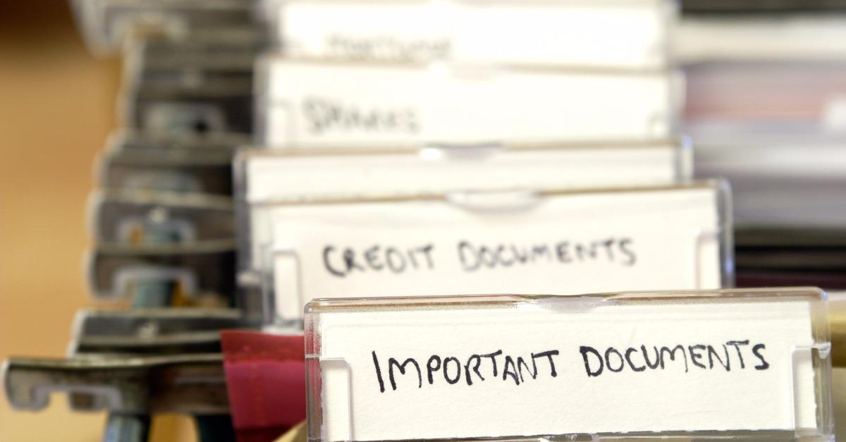 The Top 5 Documents To Provide Your Accountant