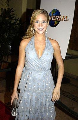 Brittany Snow Universal Party 55th Annual Emmy Awards After Party - 9/21/2003