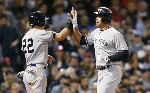 Ellsbury has 4 hits, leads Yankees to 8-5 win over Red Sox
