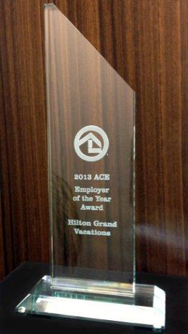 Hilton Grand Vacations Honored with Prestigious Employer Award