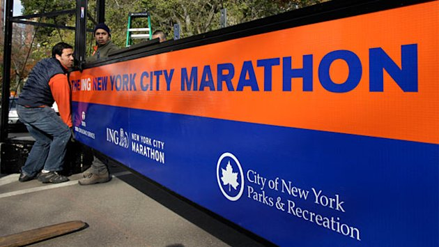 New York City Marathon Is Canceled (ABC News)