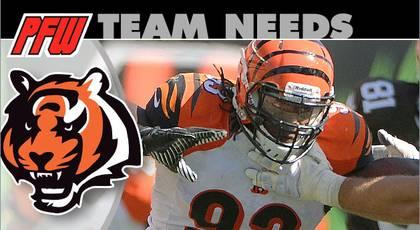 Cincinnati Bengals: 2013 team needs