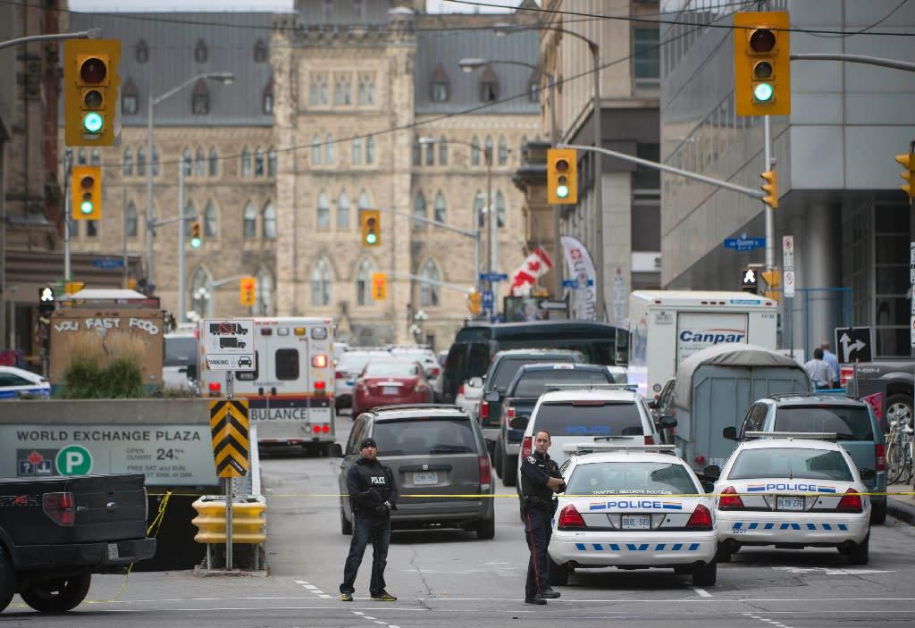Canada gives spy agency new anti-terror powers