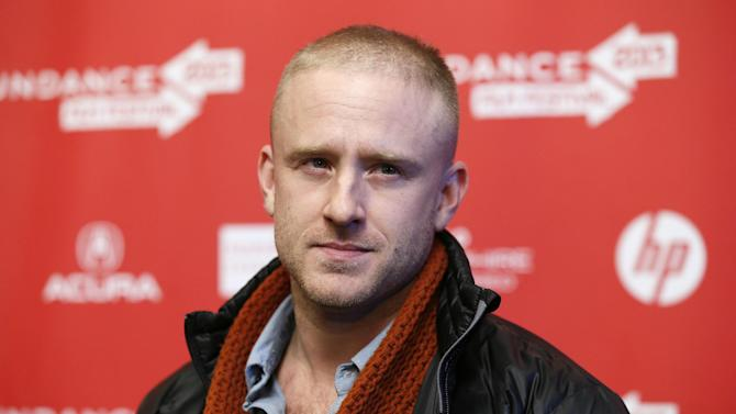 """FILE - This Jan. 18, 2013 file photo shows actor Ben Foster poses at the premiere of """"Kill Your Darlings"""" during the 2013 Sundance Film Festival in Park City, Utah. Foster will replace Shia LaBeouf in the Broadway play """"Orphans.""""  LaBeouf left the production on Wednesday, Feb. 20, due to creative differences. (Photo by Danny Moloshok/Invision/AP, file)"""