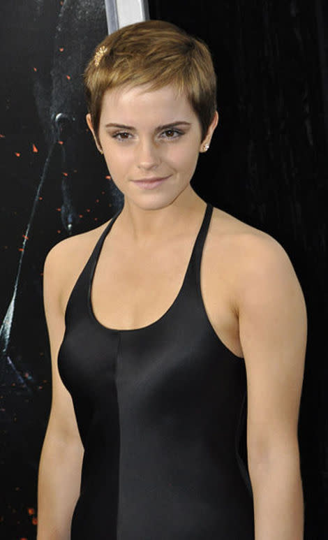 'Fifty Shades of Grey' Movie Rumors: Does Emma Watson Want to Play Anatasia Steele?