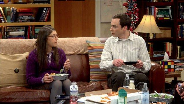 The Big Bang Theory - The Discovery Dissipation