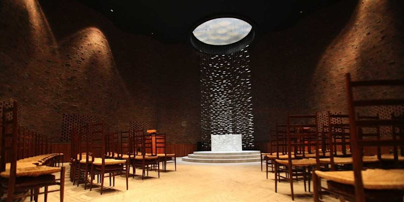 MIT Chapel Massachusetts Institute Technology Eero Saarinen
