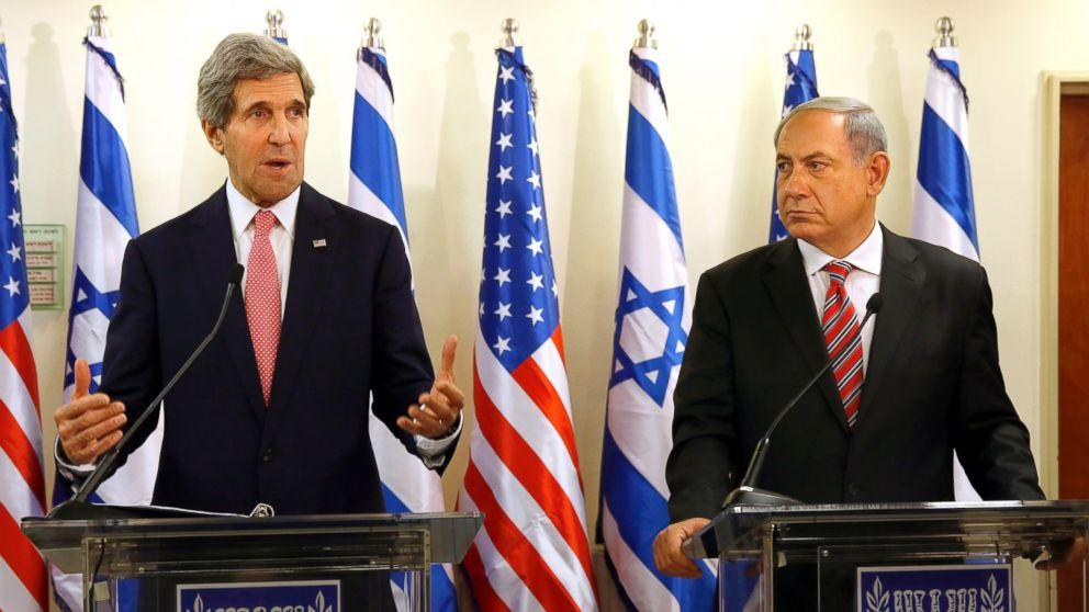 John Kerry Doesn't Want Benjamin Netanyahu Visit to Become 'Some Great Political Football'