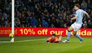 City Hajar Arsenal 2-0