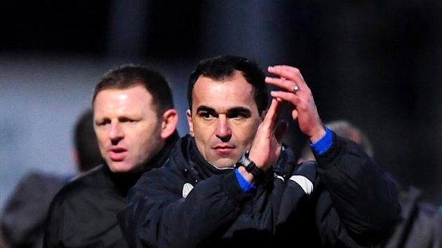 Victorious Wigan boss Roberto Martinez was impressed by opponents Macclesfield