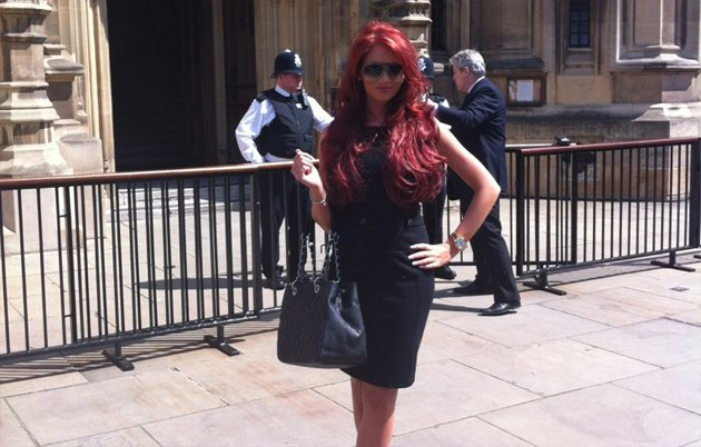Amy Childs, House of Commons
