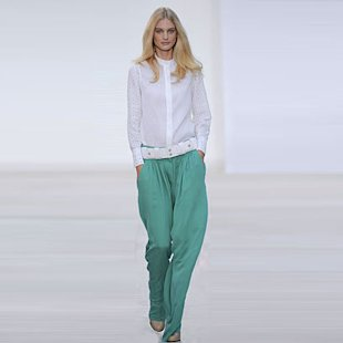 Chloe SS12 Catwalk: Summer Boy Fashion Trend