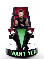 Adam Levine makes his intentions known on 'The Voice,' Season 2, NBC -- NBC
