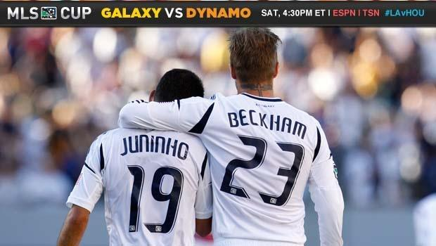 MLS Cup could be last hurrah for this edition of Galaxy