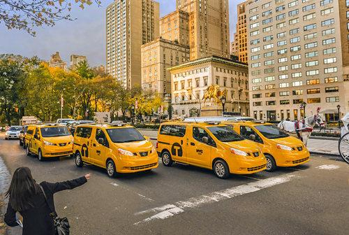 Transportation Watch: The Taxi of Tomorrow Finally Becomes the Taxi of Today
