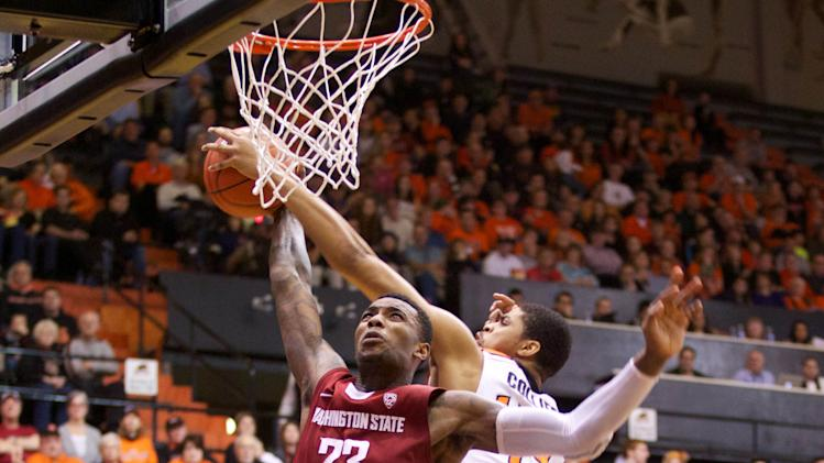 NCAA Basketball: Washington State at Oregon State