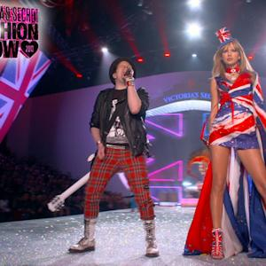 The 2013 Victoria's Secret Fashion Show - Fall Out Boy Performance