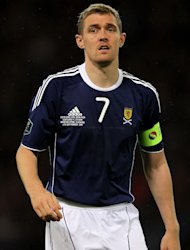 Darren Fletcher made an appearance against Aberdeen on Wednesday night