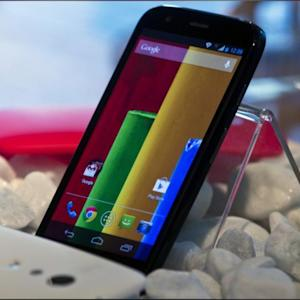 Moto G Landing On Verizon